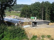 Práce na dokončení dálnice finišují. Ve středu 25. listopadu by úseky mezi Bělotínem a Bílovcem měly být otevřeny.