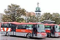 Autobusy vynikají bezbariérovým řešením. Nově budou vstřícné i pro nevidomé.