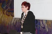 Bývalá místostarostka Zdeňka Leščišinová se stala starostkou Frenštátu pod Radhoštěm.