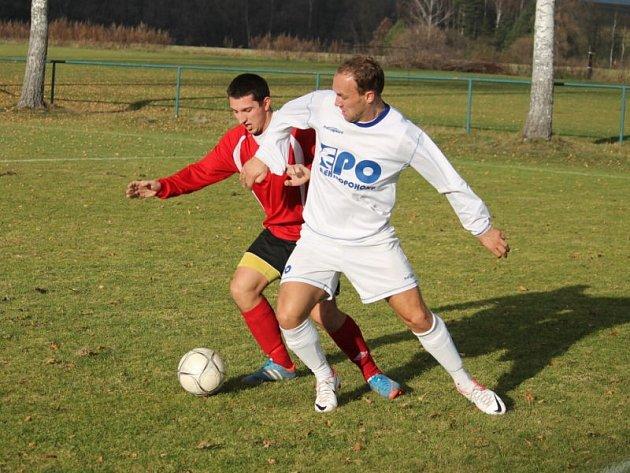 SK Beskyd Frenštát pod Radhoštěm – SC Pustá Polom 1:0