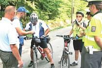 Novojičínsko má za sebou další ze série dopravně bezpečnostních akcí. Tentokrát se policisté v pondělí 3. srpna vydali na silnici do Hodslavic.