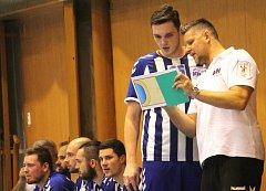 Svěřenci Lubomíra Veřmiřovského se v uplynulém ročníku dostali po dlouhých osmi letech do play-off a v konečné tabulce extraligy jim patřilo 7. místo.