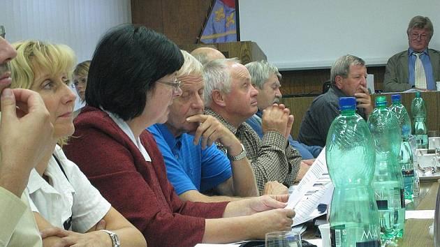 Zastupitelka Jana Mocová vysvětluje, proč nesouhlasí se zřízením městské policie ve Fulneku.