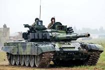 Závod bude v příštích letech opravovat tanky T-72M4 CZ. Foto: VOP CZ