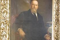 Portrét Karla Schwarze