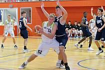 Talentovaný basketbalista David Dostál