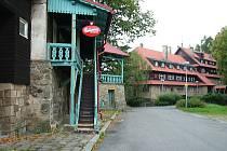 Hotelový komplex Vlčina