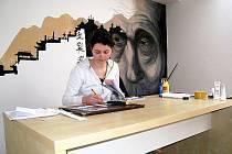 Radana Pavelková si otevřením soukromé galerie splnila jeden ze snů.