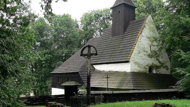 Štramberský kostel sv. Kateřiny.