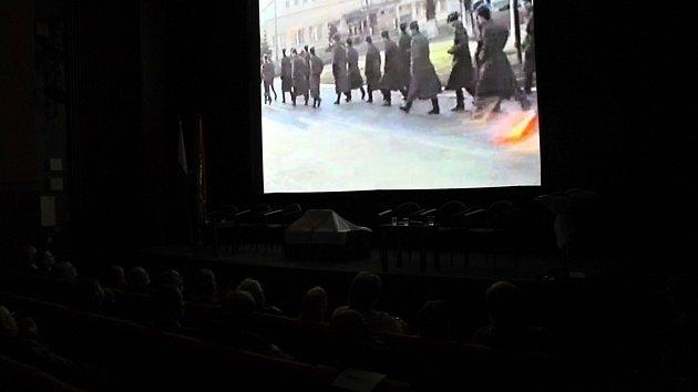 Frenštát pod Radhoštěm setkání výročí odchod Sověti