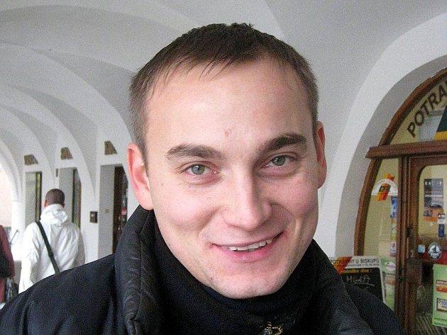 Ivo Františ, 31 let, Nový Jičín