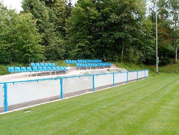 Nové hřiště slavnostně otevřou v neděli 7. července kopřivničtí fotbalisté.