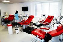 Dočasné prostory transfúzního oddělení Nemocnice Nový Jičín najdou dárci na adrese K nemocnici 57.