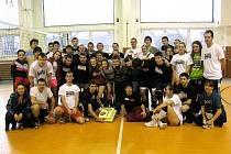 Podruhé se letos uskutečnil v Odrách volejbalový nonstop maratón 24 hodin.