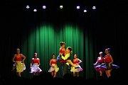 Další ročník Taneční revue, v níž vystoupili žáci tanečního oboru ZUŠ Odry, se konala v Dělnickém domě v Odrách.
