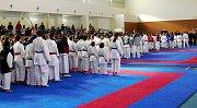 Mezinárodní turnaj karate, kterého se zúčastnily kluby z České republiky, Slovenska a Polska, patřil všem věkovým kategoriím.
