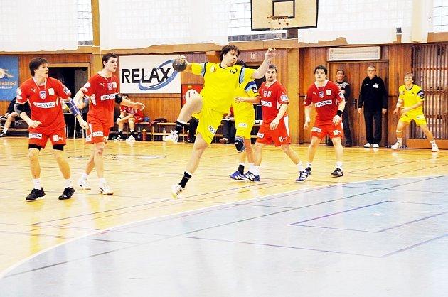 Soupeřem extraligových házenkářů KH Kopřivnice v semifinále českého poháru bude loňský překvapivý semifinalista, SHC Maloměřice.