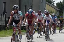 Další závod Slezského poháru amatérských cyklistů SPAC 2008, Velkopolomské okruhy, se uskutečnil den po sobotní etapě O ceu Bohumína.