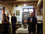 V muzeu Zdeňka Buriana pokřtili Novou knihu, plnou Burianových ilustrací.