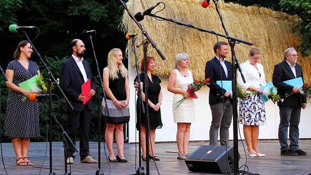 Příborská výstava o kopřivách získala ocenění Pěti rudých růží.