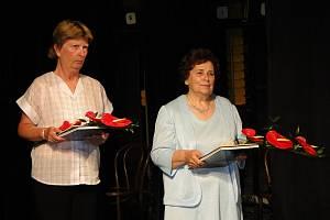 Ocenění dostala také Darja Kuchařová (vlevo) a Hana Davidová.