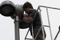 LED OSVĚTLENÍ už mají několik let například v Havířově.