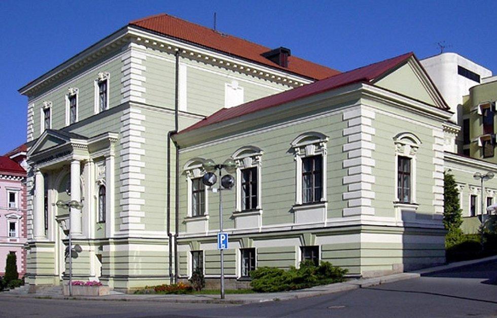 Beskydské divadlo v Novém Jičíně.