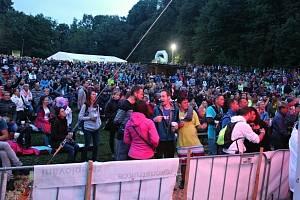 Nejnavštěvovanější akcí v amfiteátru na Horečkách je rodinný festival HorečkyFest, na ktreý v posledních ročnících chodilo přes čtyři tisíce lidí.