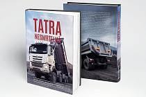 Nová publikace dostala název Tatra nesmrtelná.
