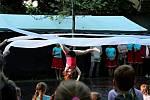 V Odrách se v pátek 31. května konal čtvrtý ročník akce ZUŠ v parku.