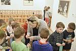 Velikonoce za starých časů - tak se jmenuje vzdělávací program pro školy, který přichystalo muzeum v Příboře pro školky a první stupeň základních škol.