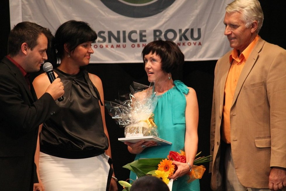 V Jeseníku nad Odrou o víkendu slavili výročí jeho založení i oficiální jmenování Vesnicí Moravskoslezského kraje roku 2013.