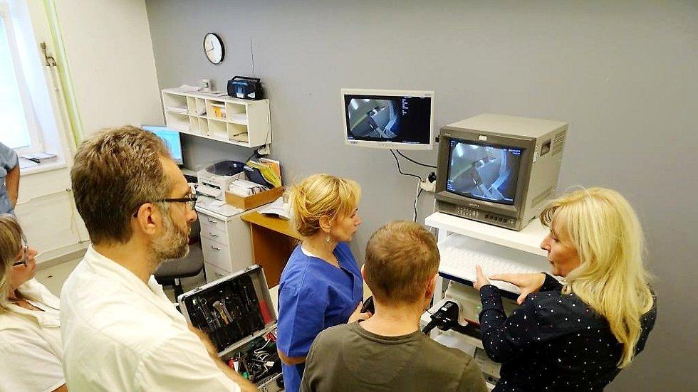Bílovecká nemocnice - ilustrační foto. Foto: Bílovecká nemocnice