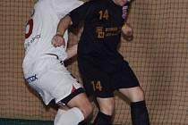 Futsalový Jistebník utrpěl na palubovce Chrudimi druhou porážku v ligovém finále.