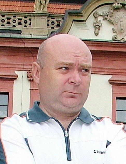 Jaroslav Zezulčík, kastelán kunínského zámku