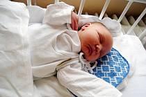 David Lukáč, Kunín, nar. 12.6.2009, 52 cm, 3,80 kg, nemocnice Nový Jičín.