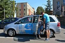 Velký zájem o Senior taxi projevili lidé v Bílovci již v prvním měsíci jeho fungování.