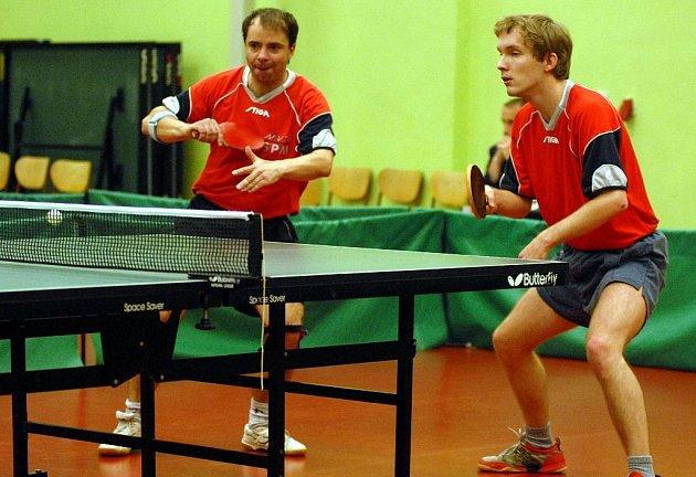 V Brušperku proběhl tradiční turnaj ve stolním tenise.