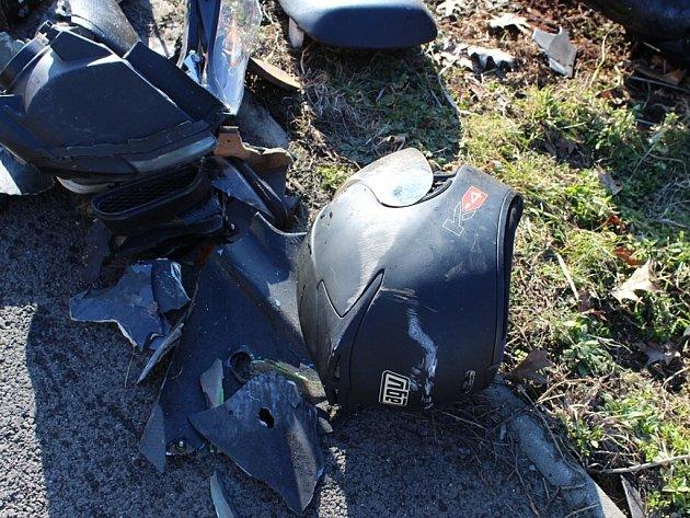 Nehoda se stala vúterý 5.března odpoledne.