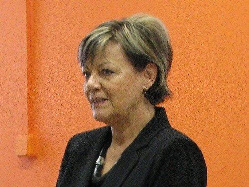 Ředitelka Střední školy Odry Jaroslava Dokoupilová.