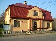Budova úřadu v Suchdole nad Odrou.