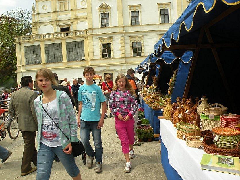 Otevírání Poodří 2011. Ilustrační foto.