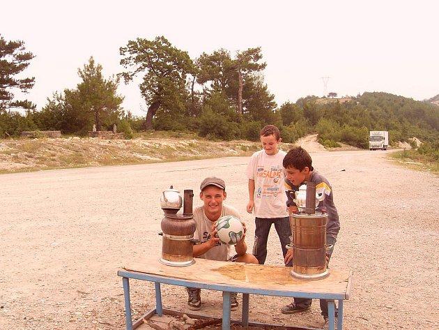 Zastávka na čaj v horách – Gerze.
