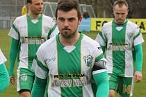 Fotbalista Petr Kasala.