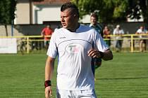 Zkušený fotbalista Michal Voříšek pomohl svým velmi dobrým výkonem Ratíškovicím k domácí výhře nad Blatnicí.