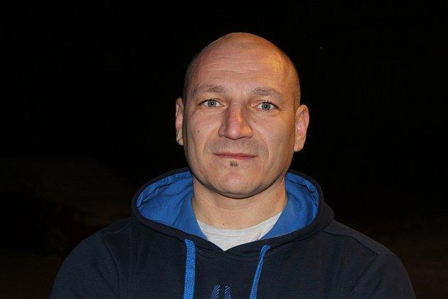 Radek Procházka, 41let, státní zaměstnanec