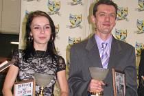 Vítězka Grand Prix 2008 Jana Zetochová se po roce vrátila.