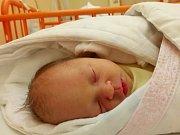 Vendula Stehlíková, Nemocnice v Kyjově dne 16.listopadu v 8.47, 2920g, 50cm.
