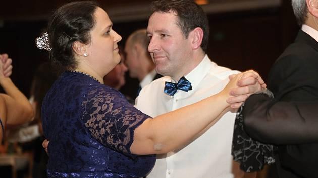 Hodonínský kulturní dům v pátek hostil ples tanečníků.