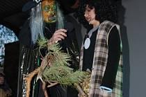 Pálení čarodějnic v Dubňanech